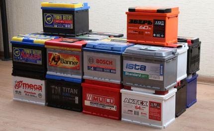 Где найти дешевые автомобильные аккумуляторы